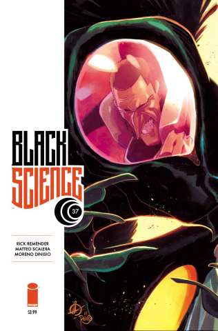 Black Science #37 (Scalera & Dinisio Cover)