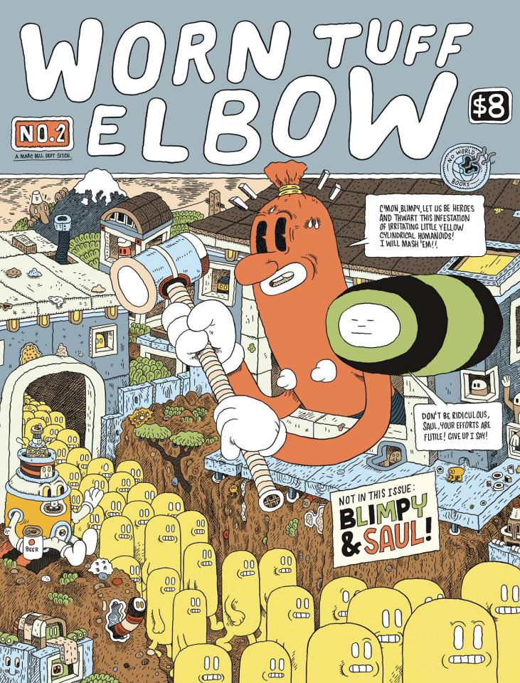 Worn Tuff Elbow #2
