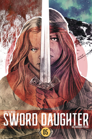 Sword Daughter #5 (Chater Cover)