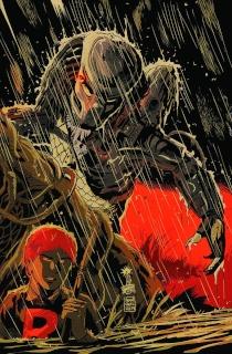 Archie vs. Predator #1 (30 Copy Francavilla Cover)