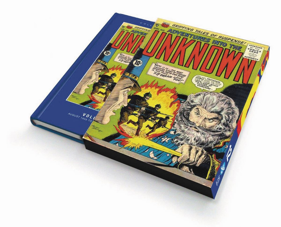 Adventures Into the Unknown! Vol. 12 (Slipcase Edition)