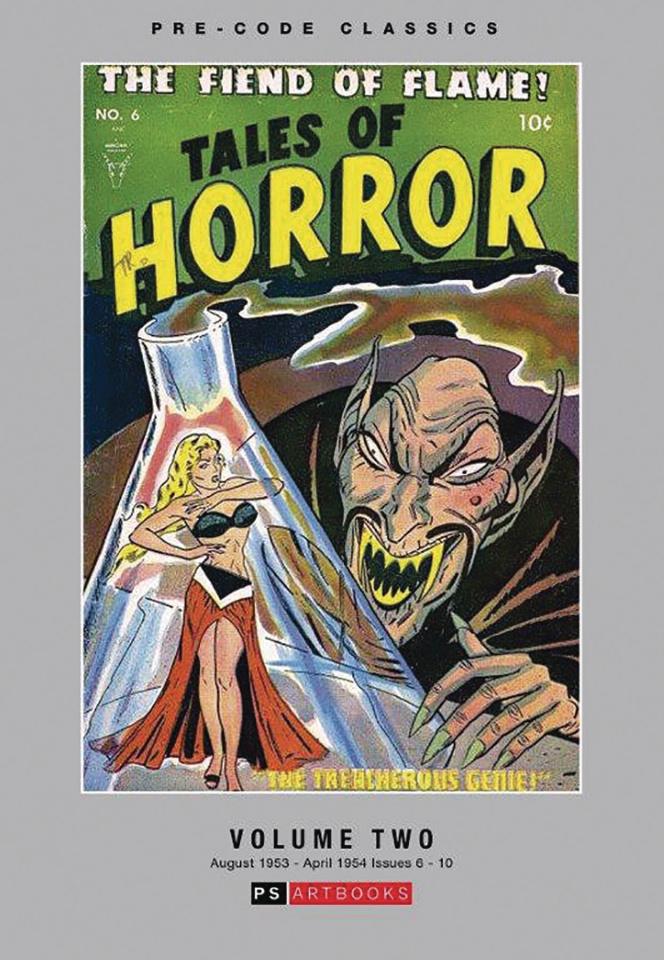 Tales of Horror Vol. 2