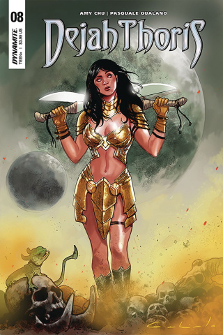 Dejah Thoris #8 (Galindo Cover)