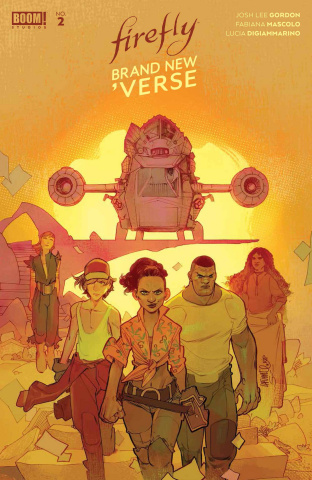 Firefly: Brand New 'Verse #2 (25 Copy Lafuente Cover)