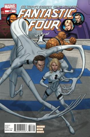 Fantastic Four #603