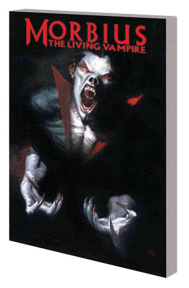 Morbius: The Living Vampire - A Man Called Morbius