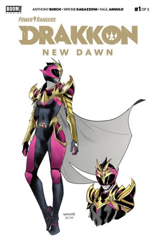 Power Rangers: Drakkon - New Dawn #1 (2nd Printing)