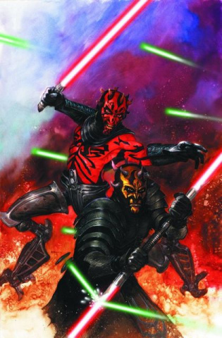 Star Wars: Darth Maul - Death Sentence #2