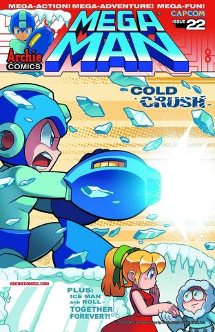 Mega Man #22