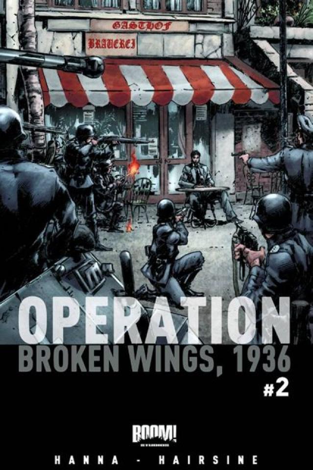 Operation: Broken Wings, 1936 #2