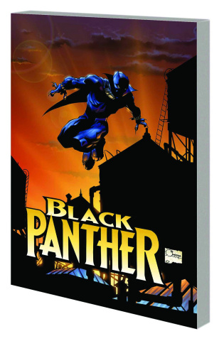 Black Panther by Priest Vol. 1: The Complete Collection