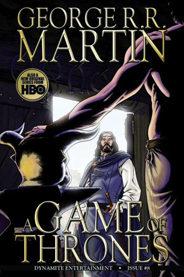 A Game of Thrones #8