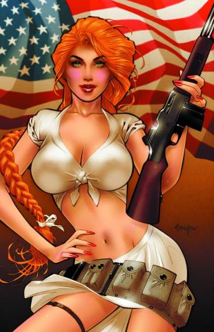 Bar Maid #1 (Franchesco Cover)