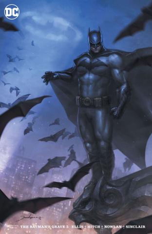 The Batman's Grave #3 (Variant Cover)