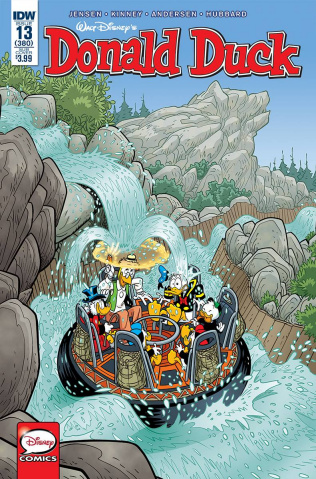 Donald Duck #13 (Subscription Cover)