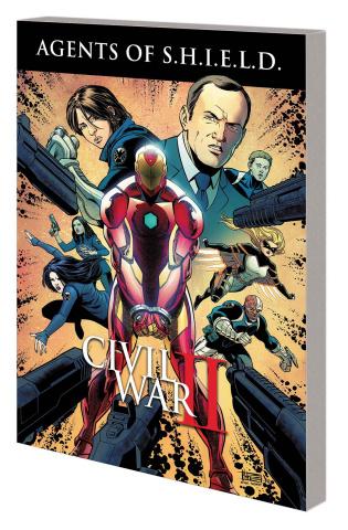 Agents of S.H.I.E.L.D. Vol. 2: Under New Management