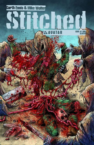 Stitched #1 (Gore Cover)