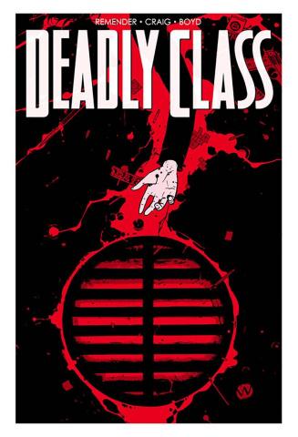 Deadly Class #21 (Craig & Boyd Cover)