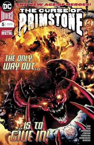 The Curse of Brimstone #5