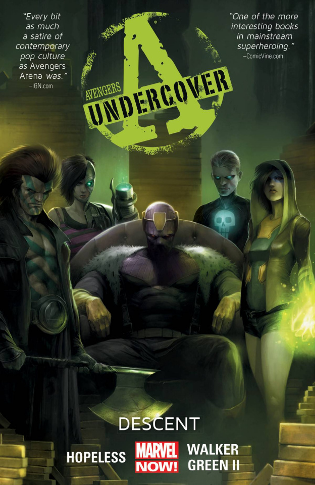 Avengers Undercover Vol. 1: Descent