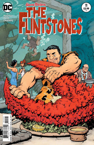 The Flintstones #11 (Variant Cover)