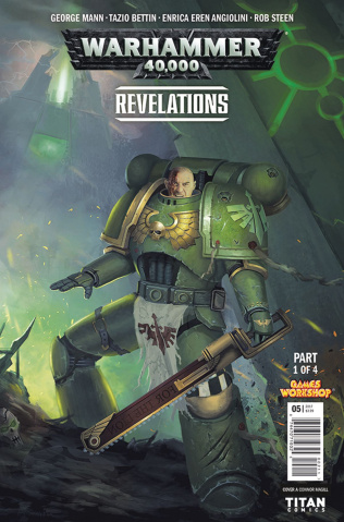 Warhammer 40,000: Revelations #1 (Magill Cover)