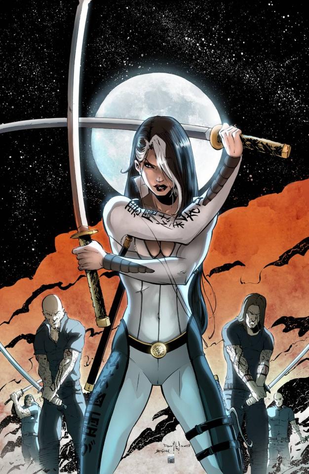 Grimm Fairy Tales: Masumi #1 (Qualano Cover)