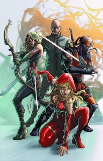 Grimm Fairy Tales #99 (Laiso Cover)