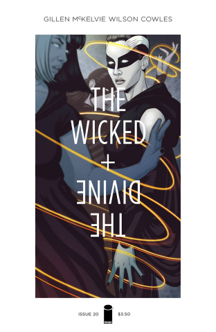 The Wicked + The Divine #20 (McKelvie & Wilson Cover)