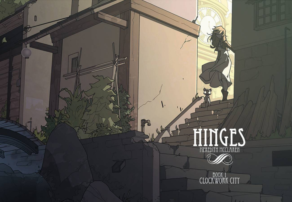Hinges Book 1: Clockwork City