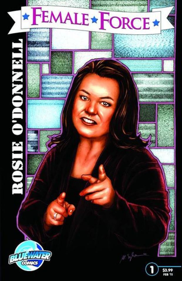 Female Force #24: Rosie O'Donnell