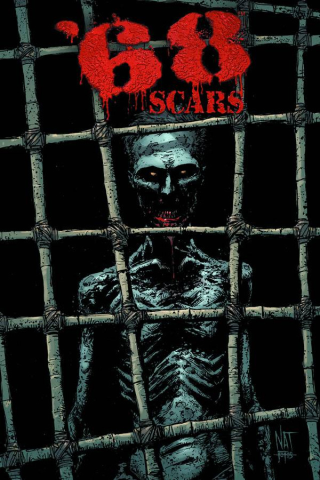 '68: Scars #3 (Cover B)