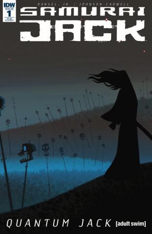 Samurai Jack: Quantum Jack #1 (25 Copy Cover)