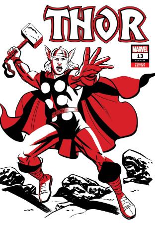 Thor #13 (Michael Cho Thor Two Tone Cover)