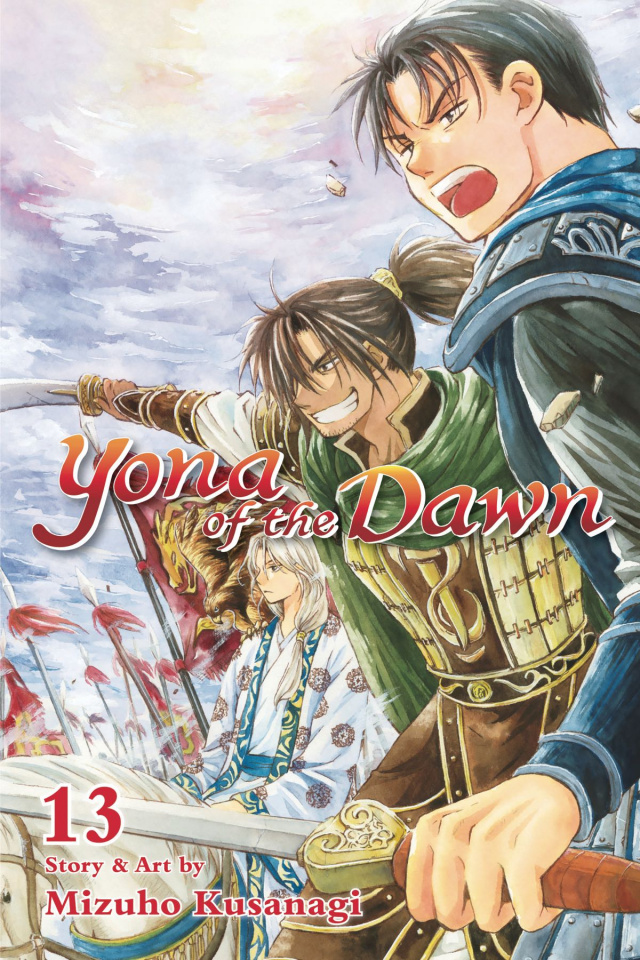 Yona of the Dawn Vol. 13