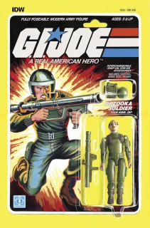 G.I. Joe: A Real American Hero #220 (Subscription Cover)