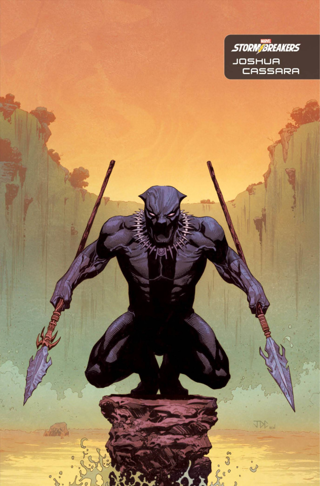Avengers #40 (Cassara Stormbreakers Cover)