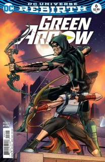 Green Arrow #6 (Variant Cover)