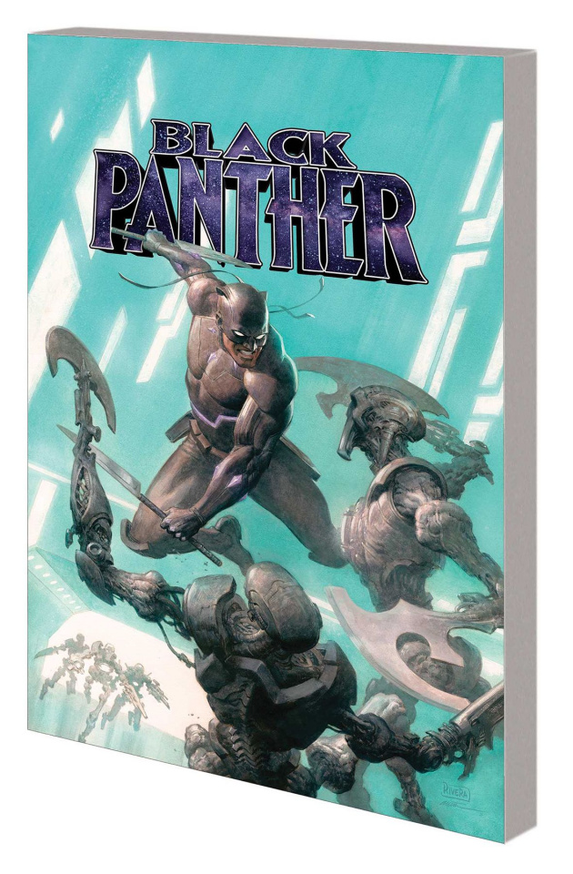 Black Panther Book 7: The Intergalactic Empire of Wakanda, Part 2