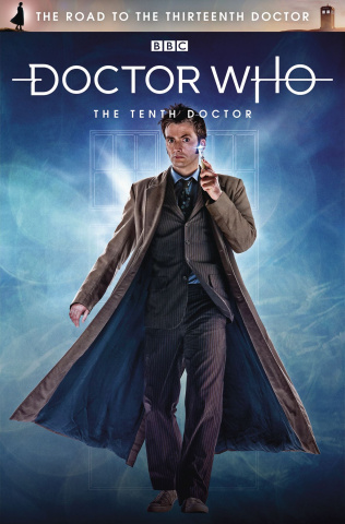 Doctor Who: The Road to the Thirteenth Doctor #1 (Photo Cover)