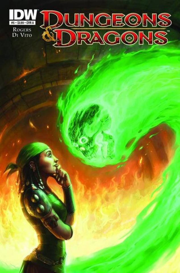 Dungeons & Dragons #5