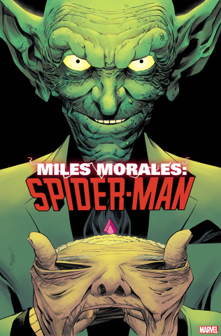 Miles Morales: Spider-Man #14 (Shalvey Marvels X Cover)