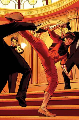 Master of Kung Fu #126: Legacy