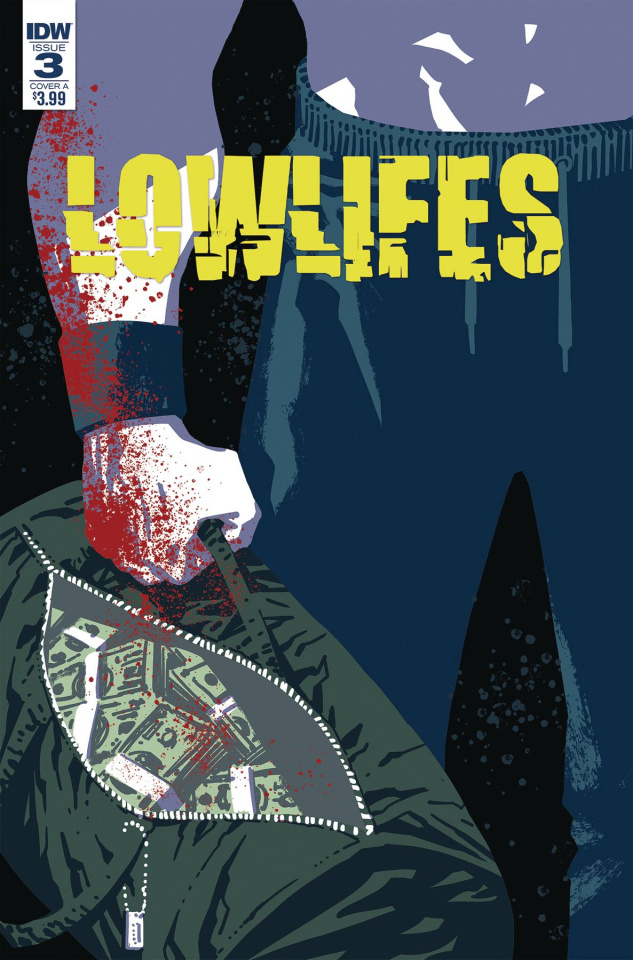 Lowlifes #3 (Buccellato Cover)
