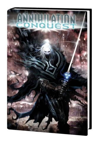 Annihilation: Conquest (Omnibus Langley Cover)