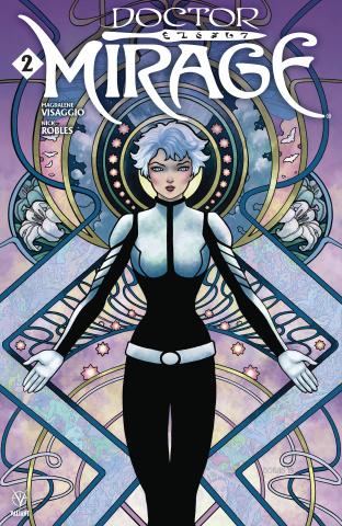 Doctor Mirage #2 (Doran Cover)