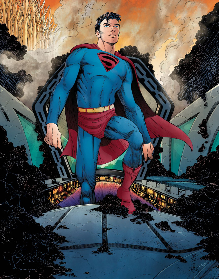 Superman: Year One #1 (Romita Cover)