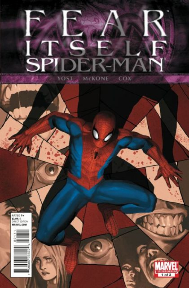 Fear Itself: Spider-Man #1: Fear