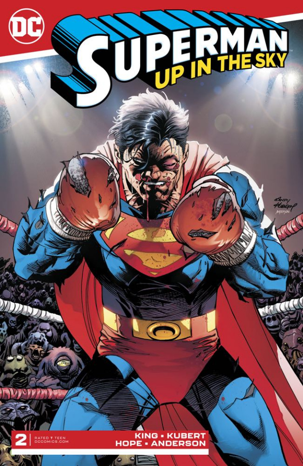 Superman: Up in the Sky #2