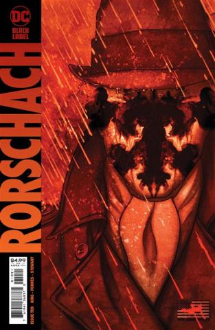 Rorschach #10 (Jenny Frison Cover)